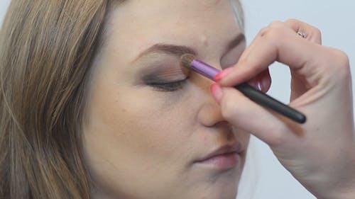 Makeup Beautiful Girl