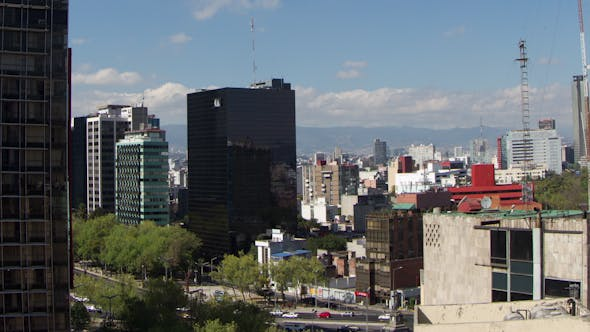 Thumbnail for Mexico Df Skyline 10