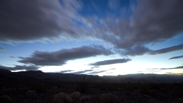 Thumbnail for Death Valley Starlapse 1