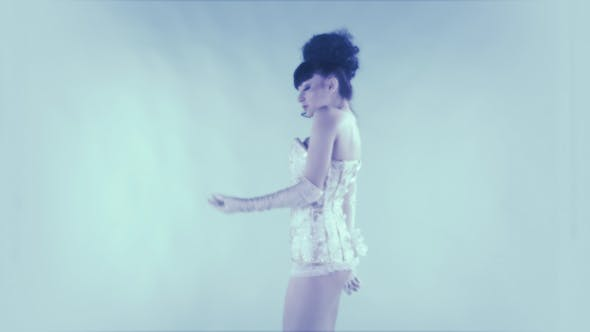 Thumbnail for Stylish Burlesque Gogo Dancer 12