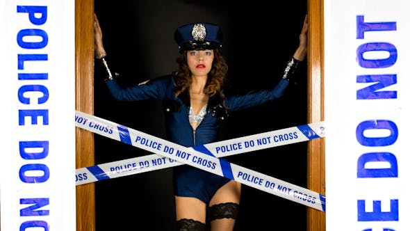 Thumbnail for Naughty Police Woman Dancer 8