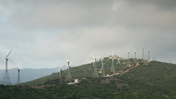 Thumbnail for Wind Turbines, Clean Energy 14