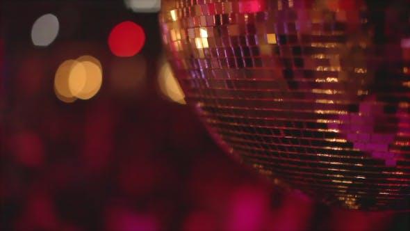 Thumbnail for Night Club Glitter Disco Ball 3