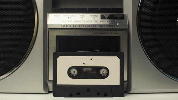 Thumbnail for Tape Recorder Cassette 3