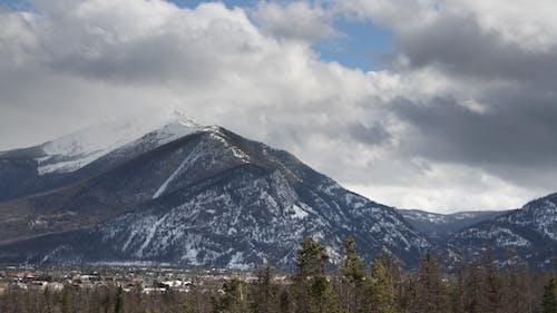 Rocky Mountains Panorama