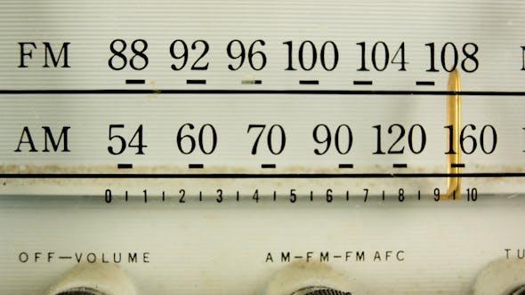 Thumbnail for Vintage Radio Dial 1