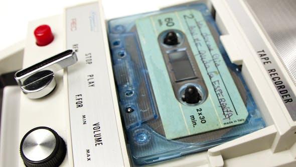 Thumbnail for Tape Recorder Vintage Cassette 10