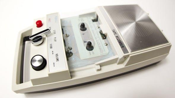 Thumbnail for Tape Recorder Vintage Cassette 5