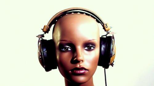 Mannequin Headphones 8