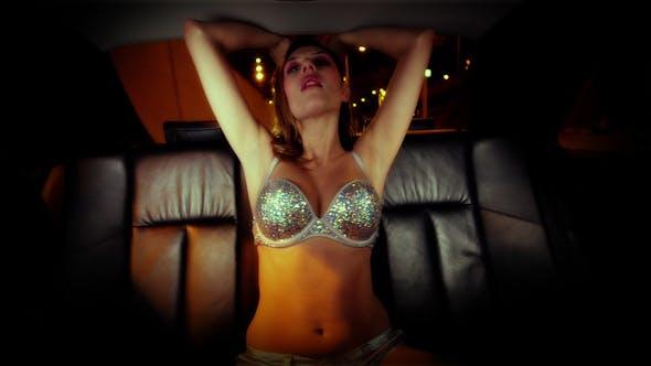 Thumbnail for Sexy Disco Dancer In Car 8