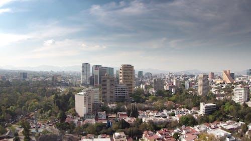 Mexico Df Skyline 3