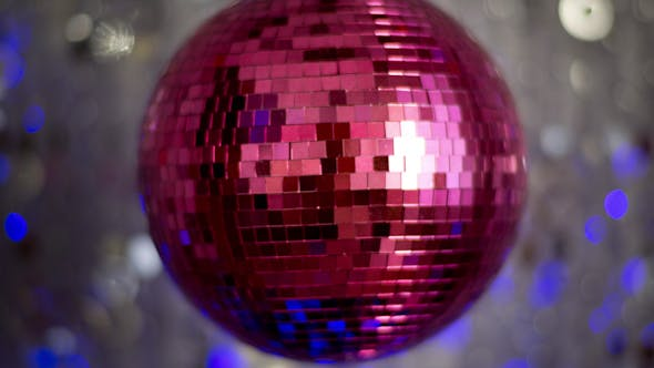 Thumbnail for Pink Discoball 56