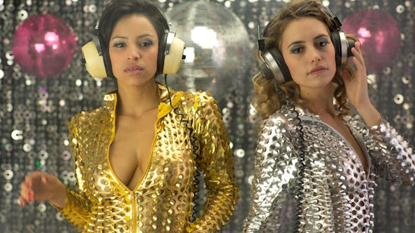 Thumbnail for Sexy Disco Party Women Catsuits 14