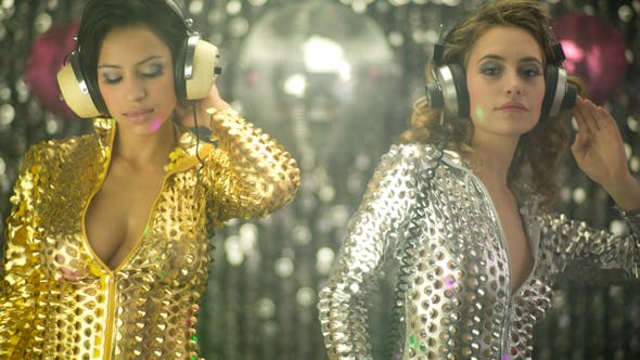 Thumbnail for Sexy Disco Party Women Catsuits 19