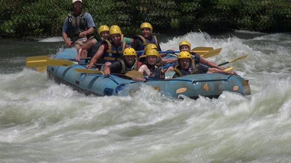 Thumbnail for Rafting In Africa
