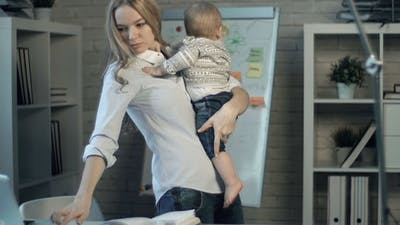 Busy Mommy