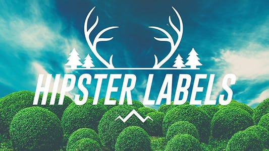 Thumbnail for Hipster Labels