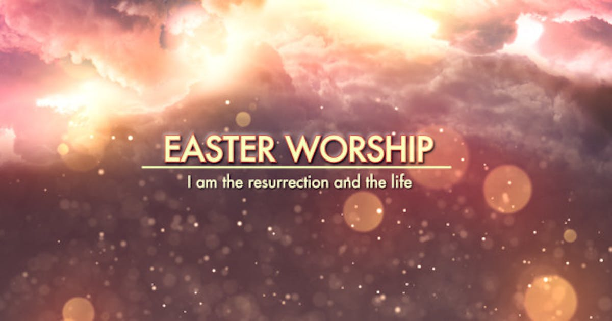 Download Easter Worship Promo by StrokeVorkz