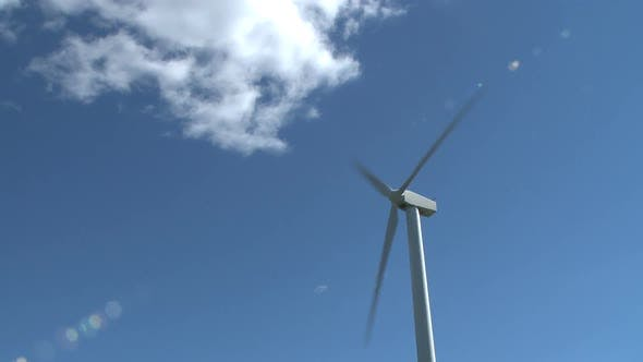 Thumbnail for Wind Turbine Creates Energy (7 Of 10)