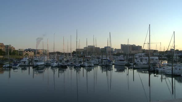 Thumbnail for Boats Docked At Sunrise (6 Of 6)