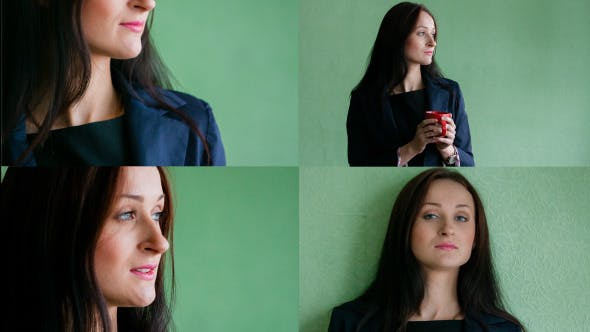 Thumbnail for Business Woman Footage Set