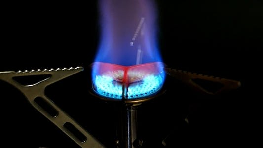 Thumbnail for Tourist Gas Stove 2