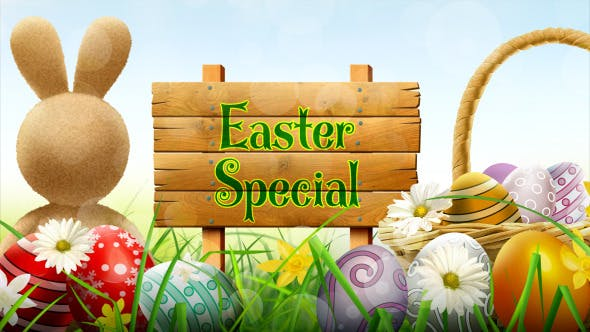 Easter Special Promo