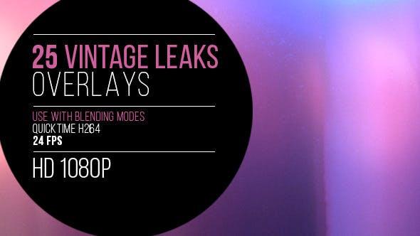 Thumbnail for 25 Vintage Light Leaks