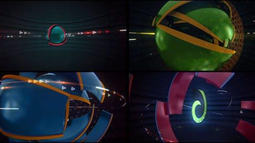 Sphere Logo Revealer