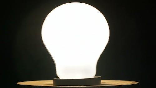 Light Bulb Flashing