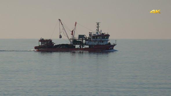 Thumbnail for Fishing Ship