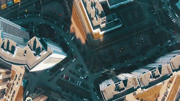 Thumbnail for Überfliegen von mehrstöckigen Wohnquartieren