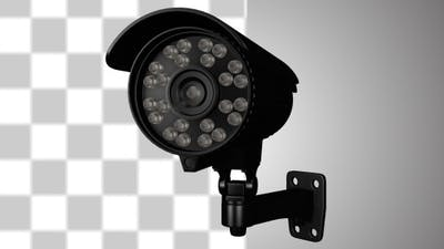 Security Camera Or CCTV At Home