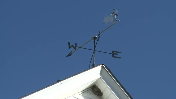 Thumbnail for Rooster Weather Vane (1 Of 3)