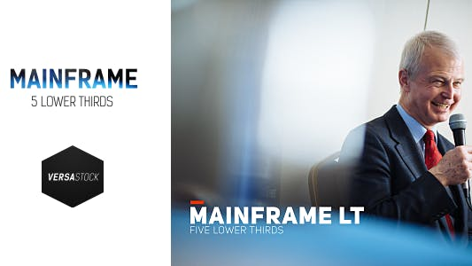 Cover Image for Mainframe LT