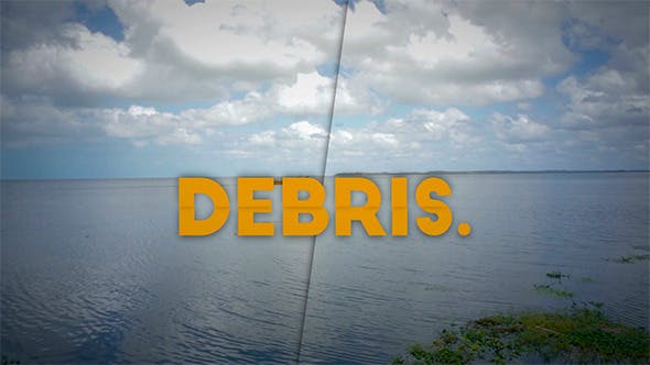 Thumbnail for Desechos - Tipografía de diapositivas