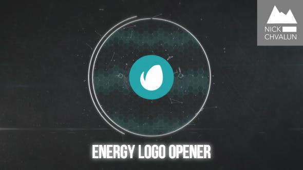 Cover Image for Energy Logo Opener