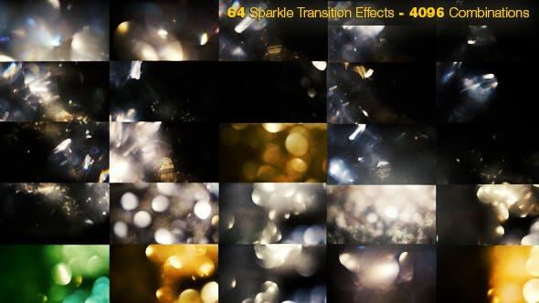 Thumbnail for Light Sparkles Transition
