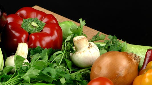 Thumbnail for Vegetables All Together 2