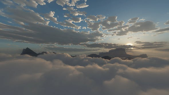 Thumbnail for Fliegen über Berge