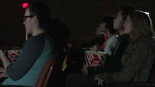 Staring At The Movie Screen (3 Of 5)