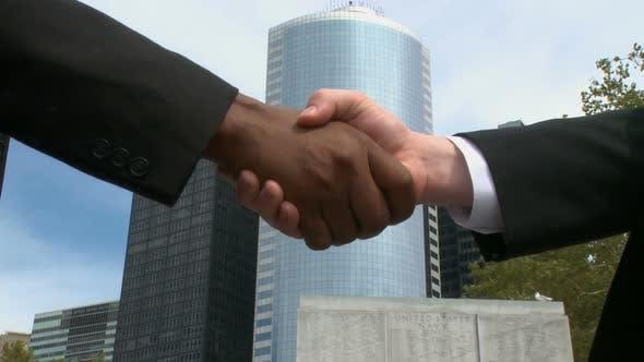 Thumbnail for Business Handshake (1 Of 2)