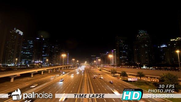 Thumbnail for Highway Skyline City
