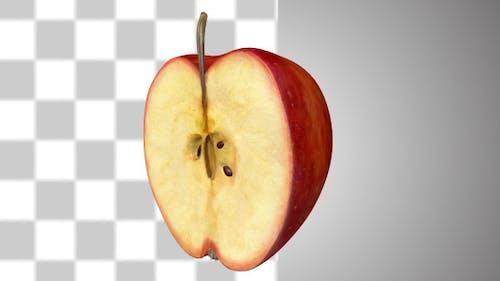 Die Hälfte von Apple