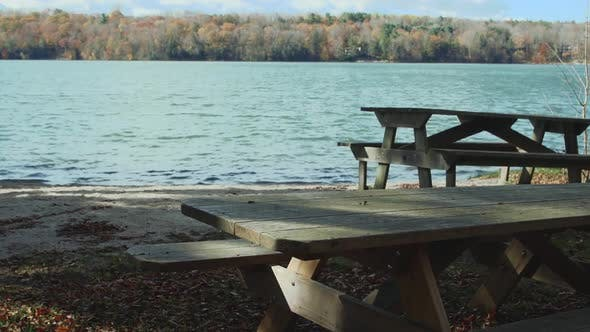 Thumbnail for Picnic Table On The Water (4 Of 9)