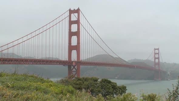 Thumbnail for Misty Golden Gate Bridge (3 Of 12)