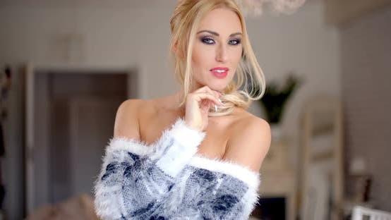 Thumbnail for Elegant Pretty Blond Woman