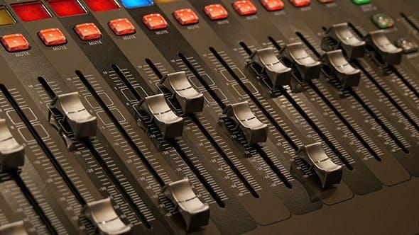 Thumbnail for Professional Digital Audio Mixer