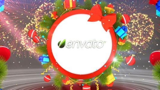 Thumbnail for Christmas Logo Reveal