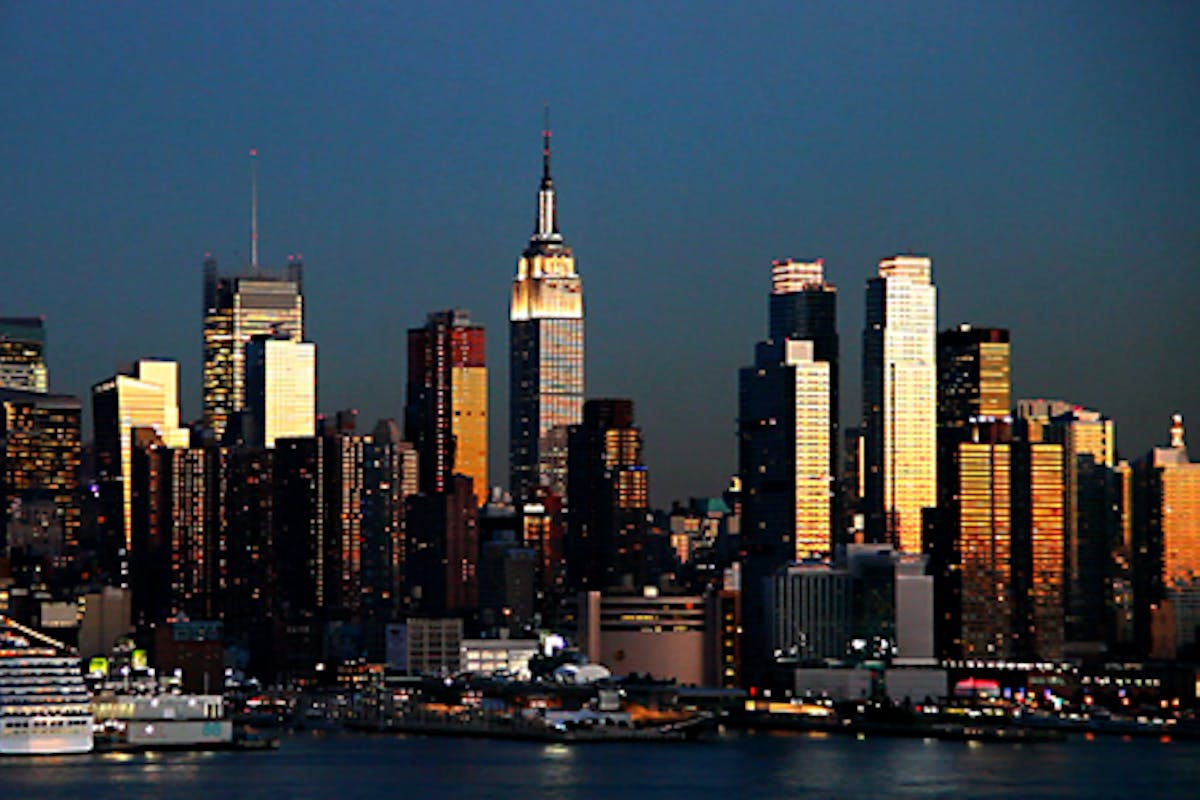 New York City Blue Nigth Full Hd By Nyc Media Group On Envato Elements